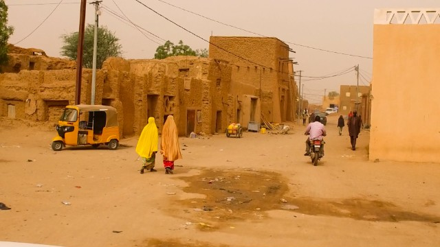 prostituées niger