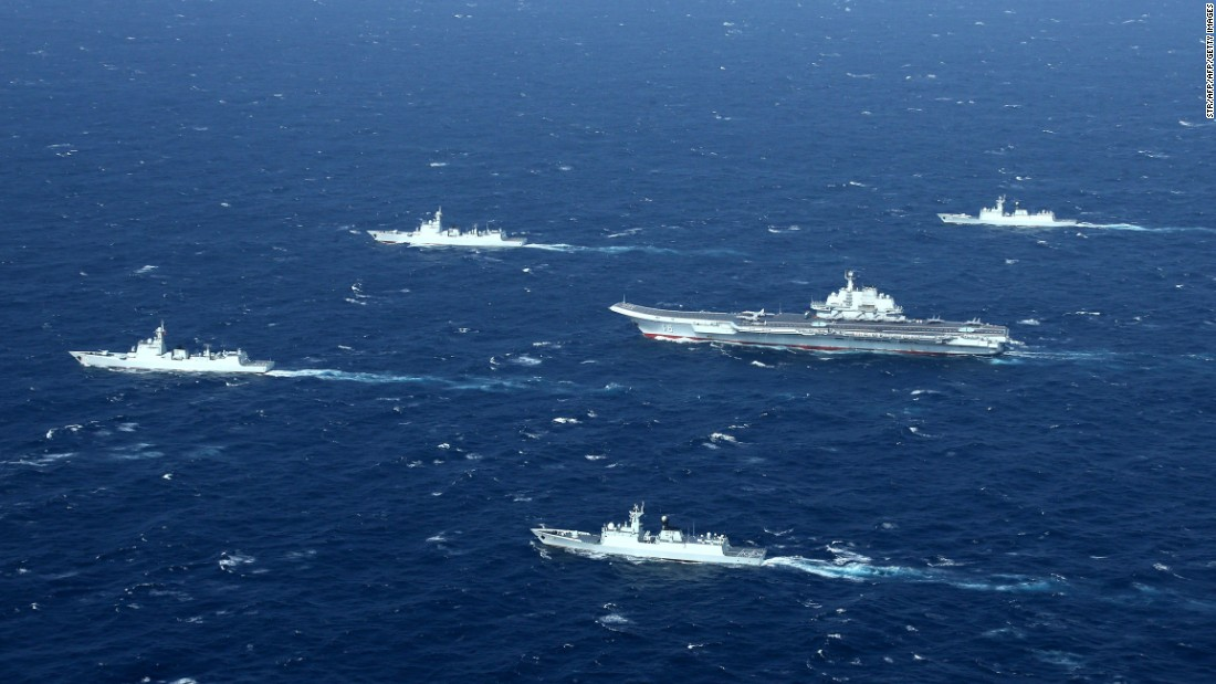 China closes part of Yellow Sea for drills