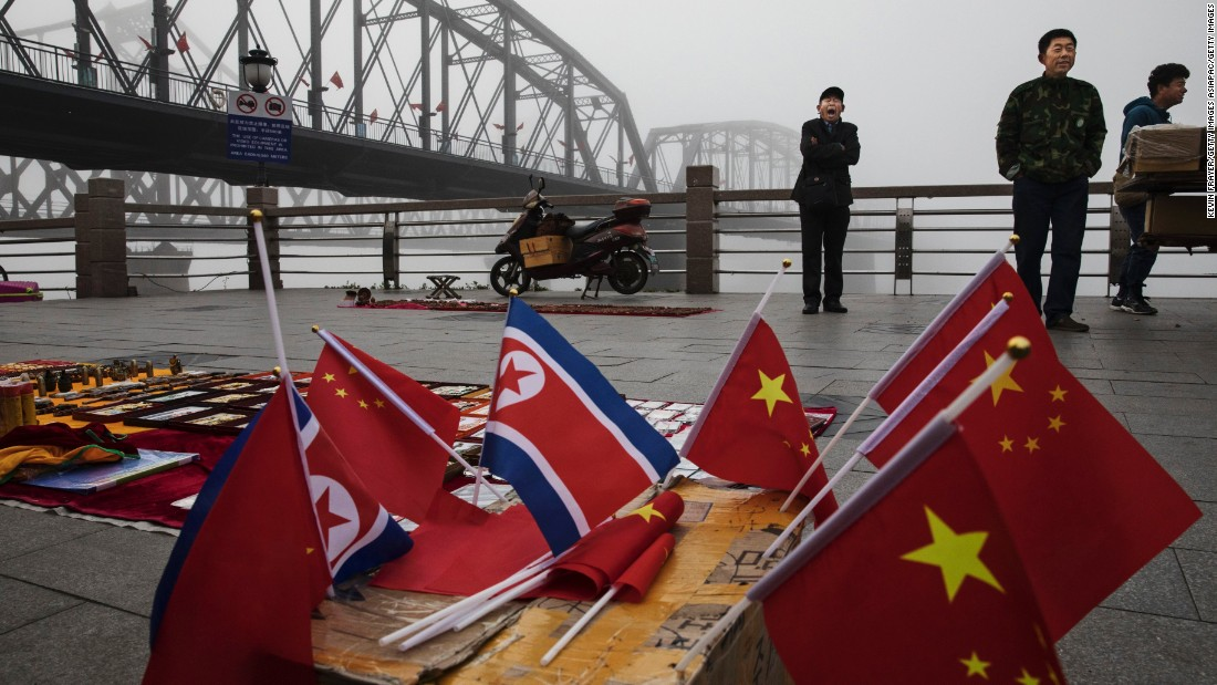 Is China reinforcing border with N. Korea?