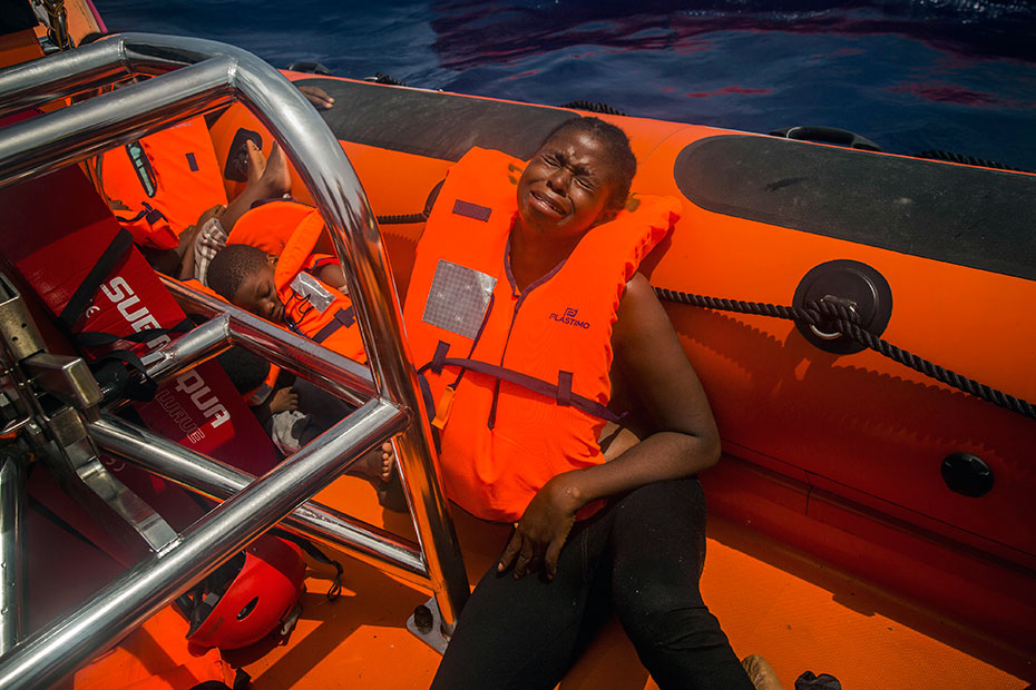 Deadly Mediterranean journey wrecks hope of its migrant passengers