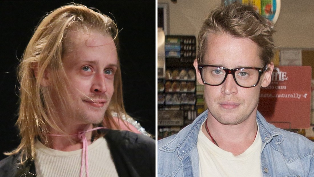 Macaulay Culkin's hunky makeover has the internet swooning