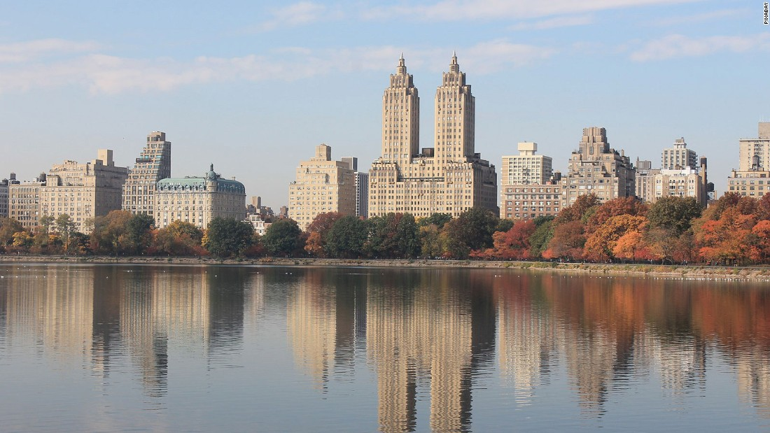 What to do and where to eat in Central Park