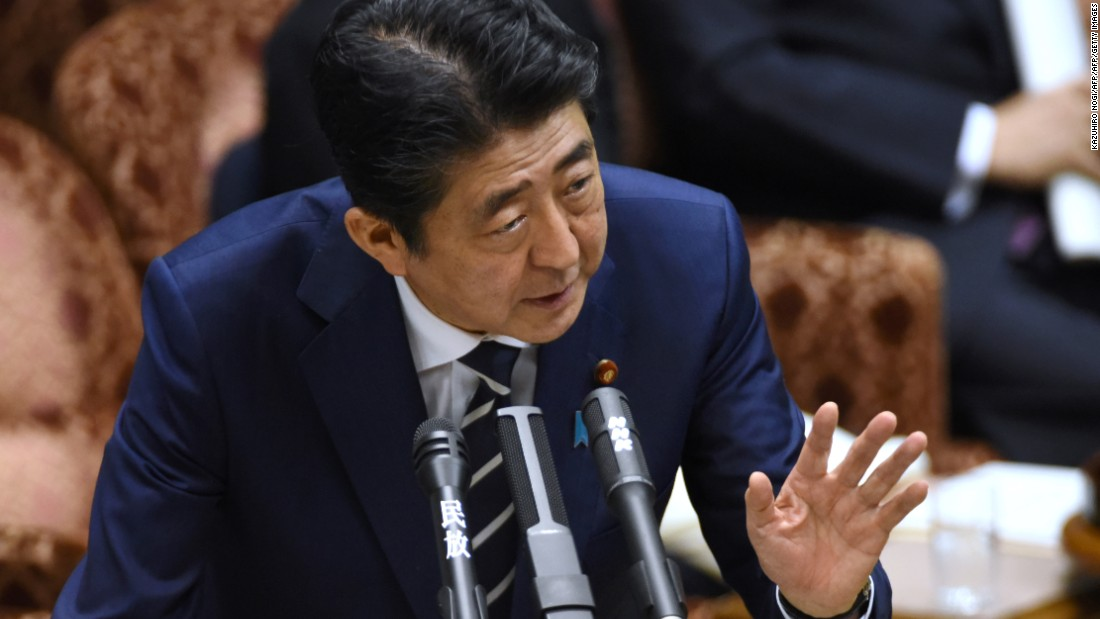 Japanese leader calls for early election