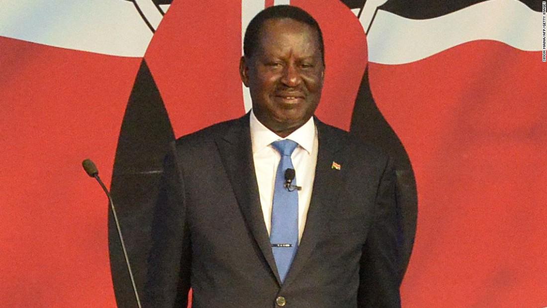 Kenya opposition leader quits election rerun