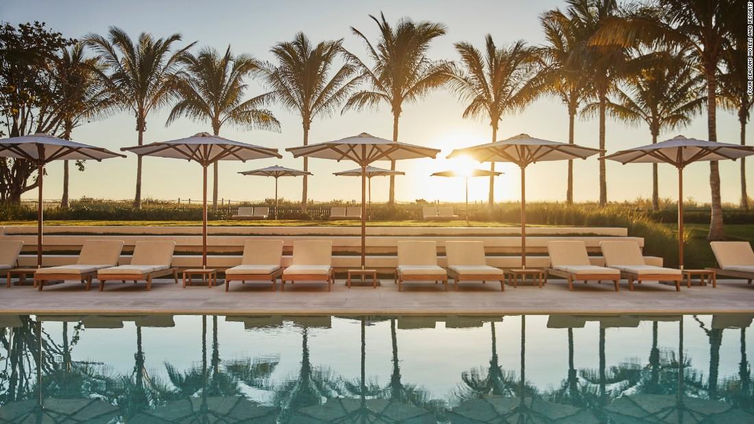 The Four Seasons Surf Club Heralds the Return of Miami Glamor