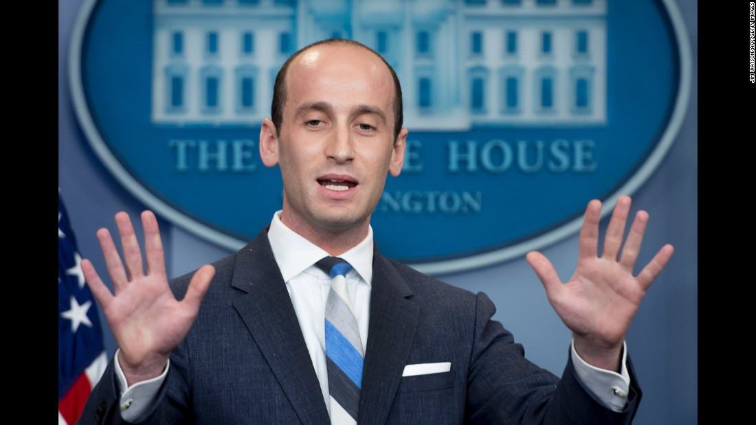 Begala: Trump takes immigration cues from 'Pres. Stephen Miller'
