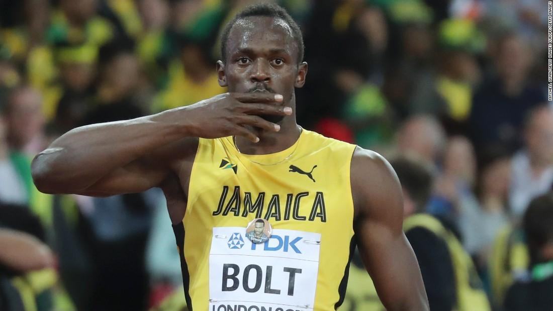 Justin Gatlin beats Usain Bolt in Jamaican's last solo race