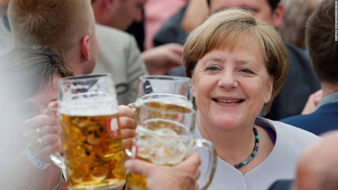 Angela Merkel's confidence alone won't mend Germany's problems