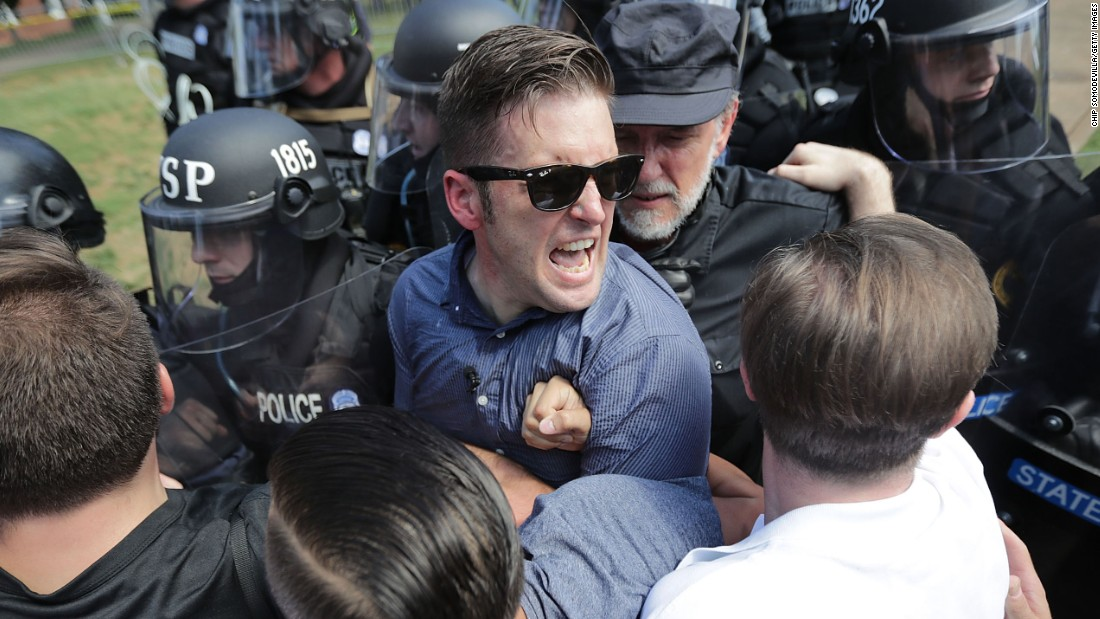 Bipartisan condemnation for 'Unite the Right' rally