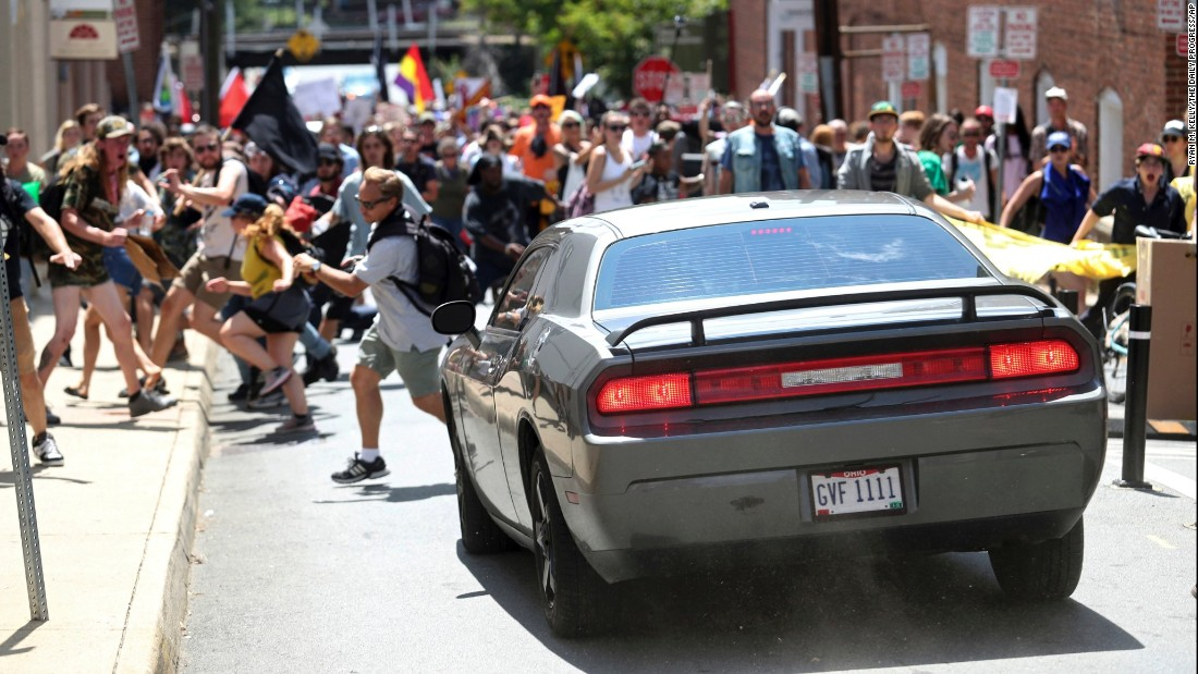Prosecutors upgrade charge against man accused of ramming protesters at a white nationalist rally in August