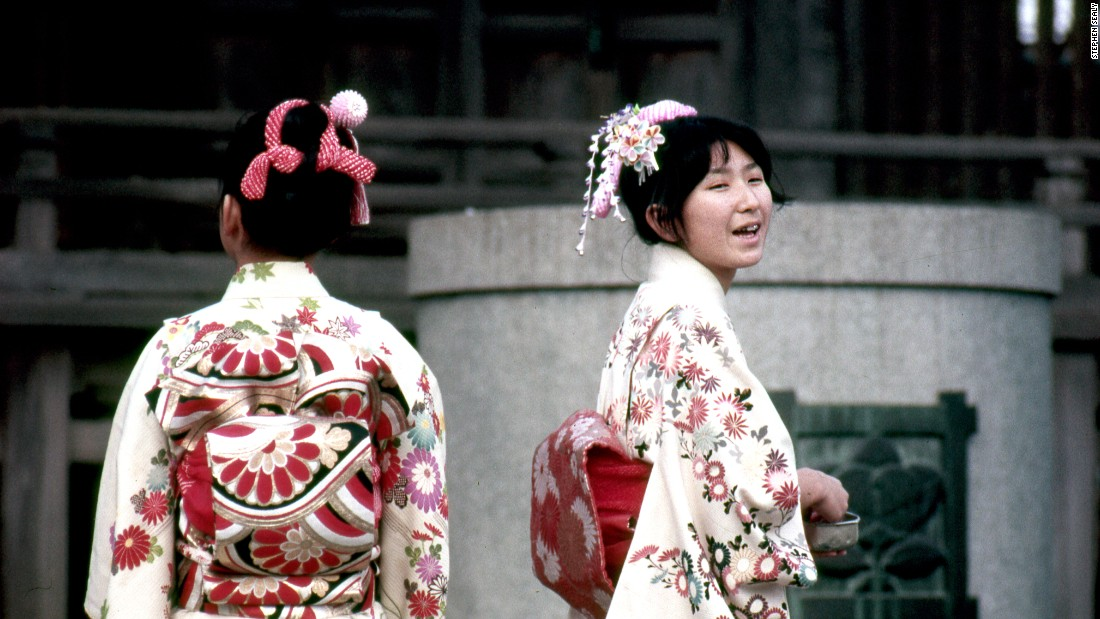 In Asia in 70s? You could be in these photos