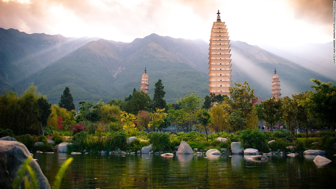Beautiful places to visit in China