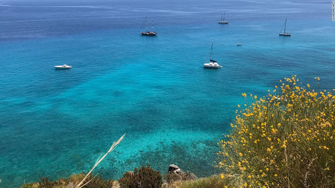 Sicily's Aeolian islands: Where heaven meets hell