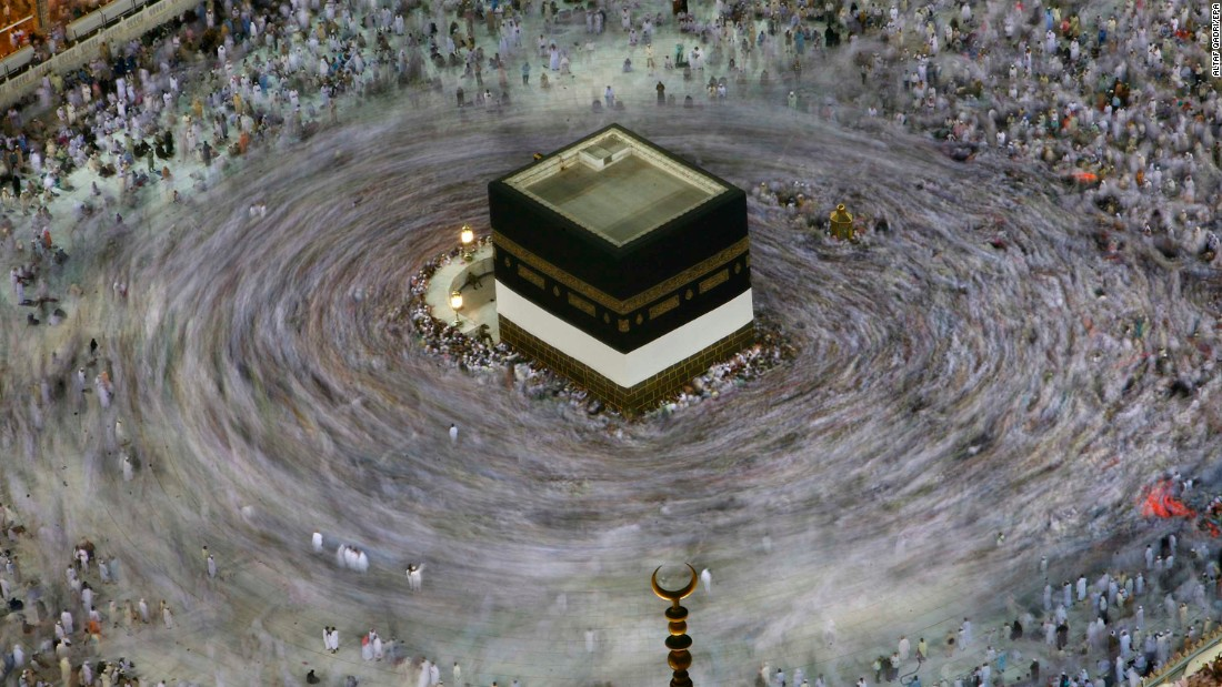 A journey through Hajj