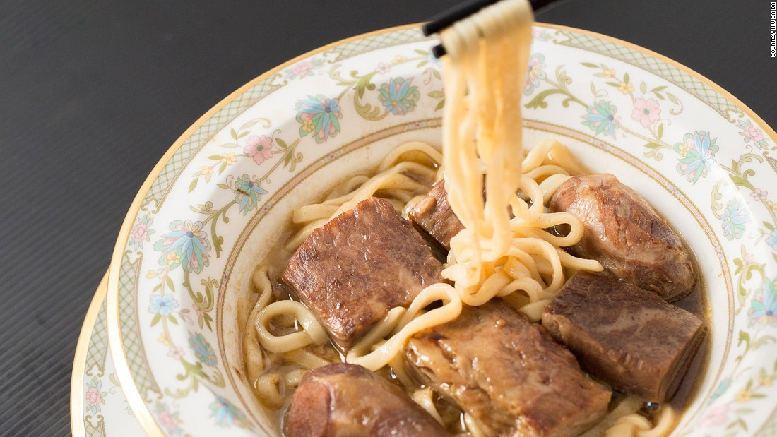 World's most expensive beef noodles