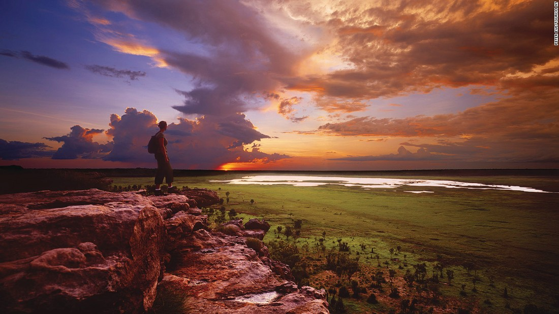 Kakadu: Never-before-seen views of Australia's largest national park