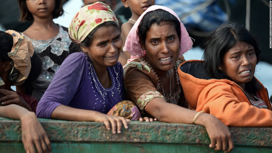 Who are the Rohingya? Why are they fleeing?