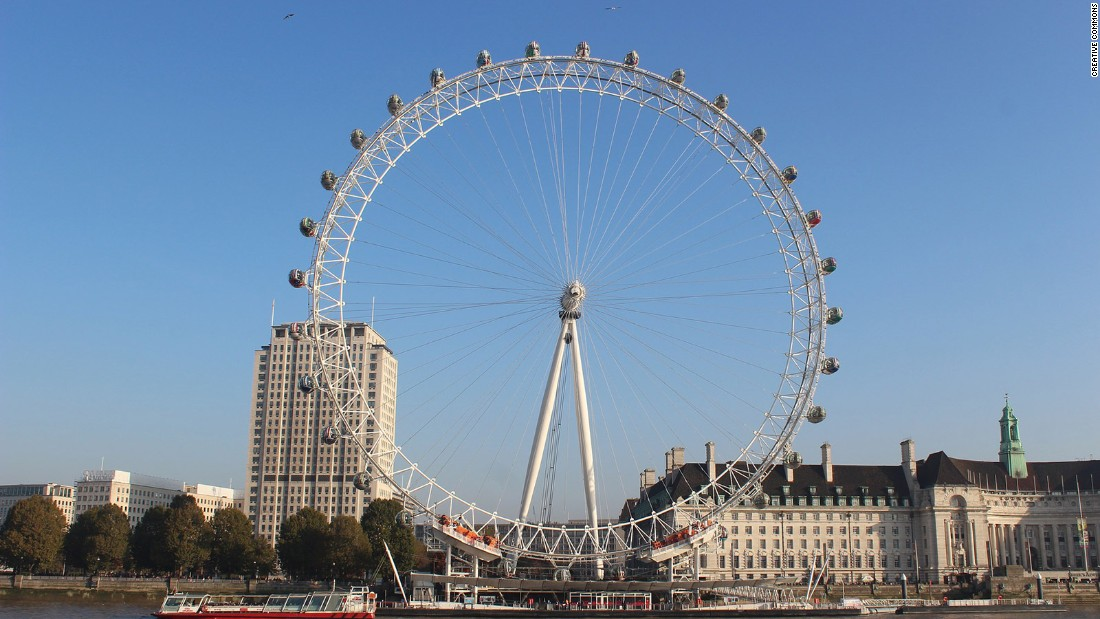 Some good tips before you visit the London Eye