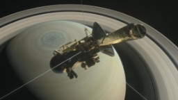 13-year Saturn mission comes to a dramatic end