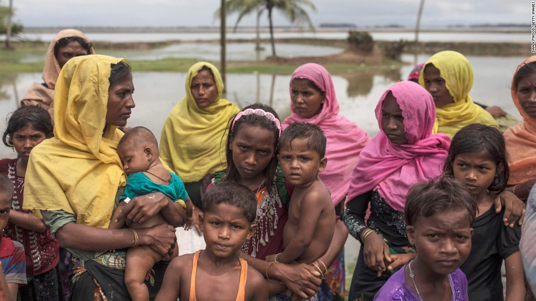 MSF: At least 6,700 Rohingya killed in first month of crackdown