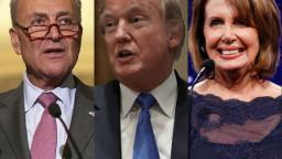 Trump and Democrats closer to deal on Dreamers