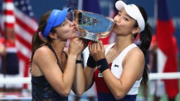 'Swiss Miss': 'I taught Federer how to win'