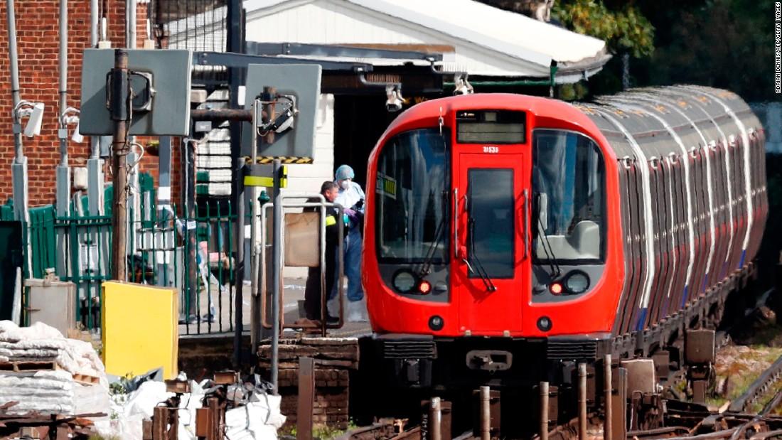 London tube attack probe: 2 more arrested