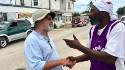 Robert De Niro wants to help rebuild Barbuda after Hurricane Irma
