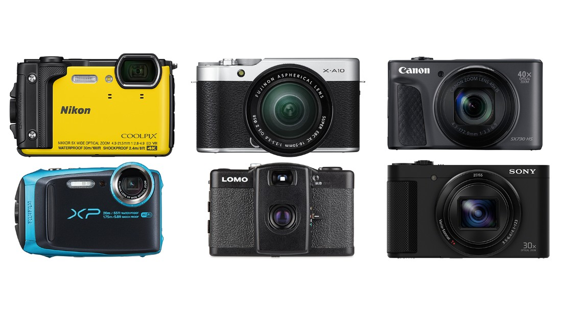 6 of the best travel cameras