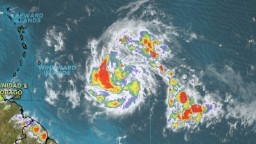 Hurricane warnings issued in Caribbean; devastated islands could be in new storm's path