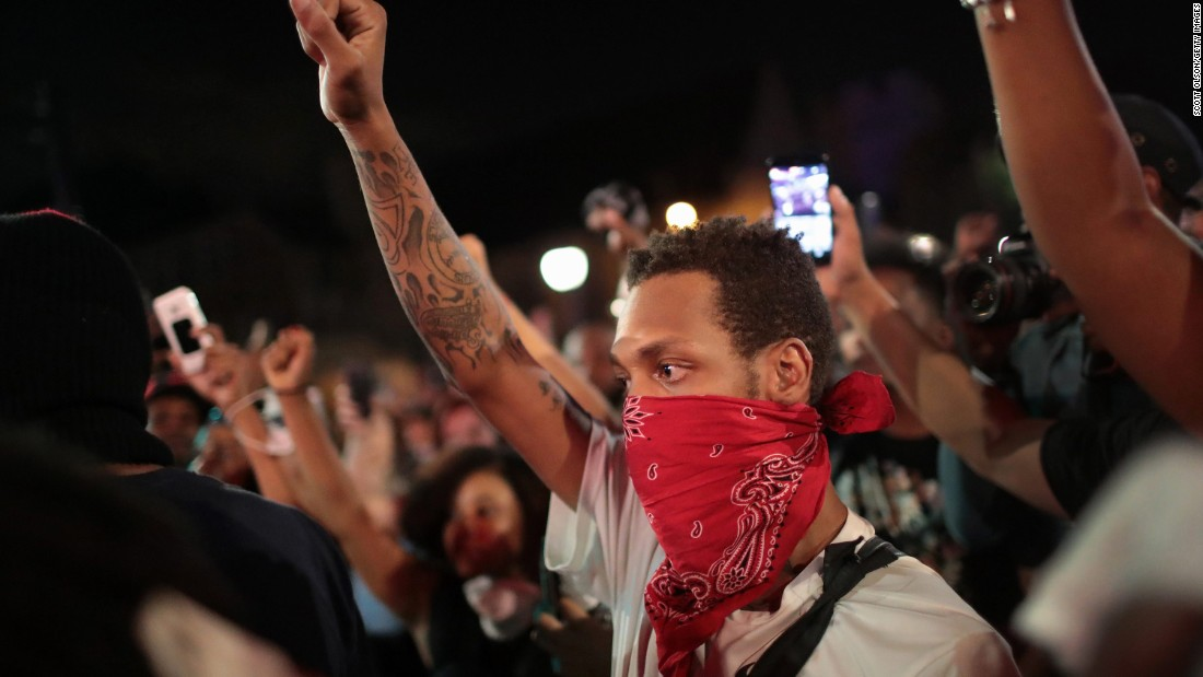 Tensions in St. Louis: How did we get here?
