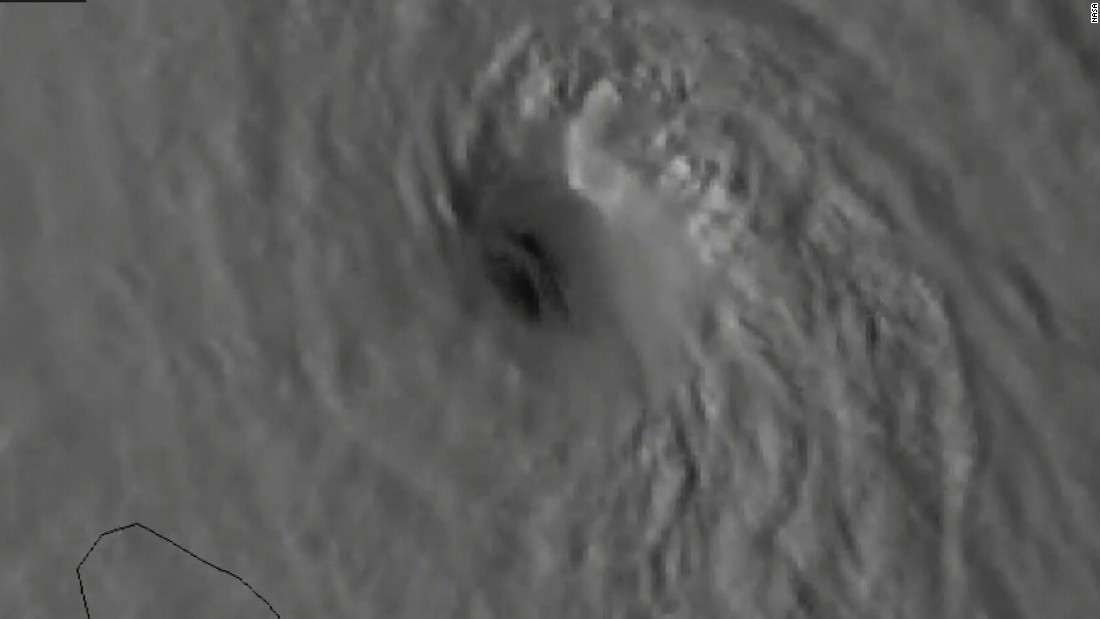 'Rapid intensification' fuels major Atlantic hurricanes