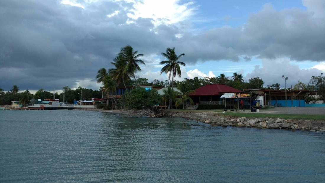 Dominica PM: Hurricane Maria 'devastates' island