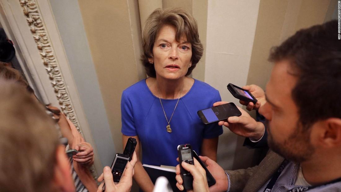 Health bill come down to Alaska Sen. Lisa Murkowski -- again