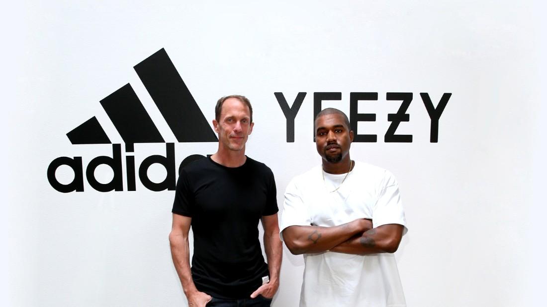 Slam dunk for Adidas as sales top Nike's Jordan line