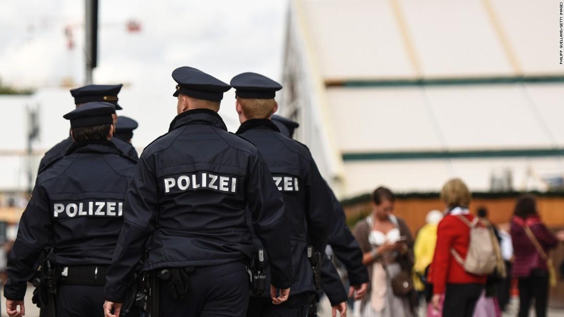 German police arrest 3 suspected ISIS militants