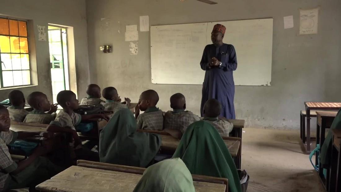 A lifeline for Boko Haram orphans