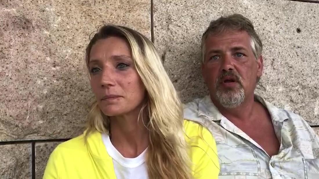 Couple fled Hurricane Irma, but now face Maria