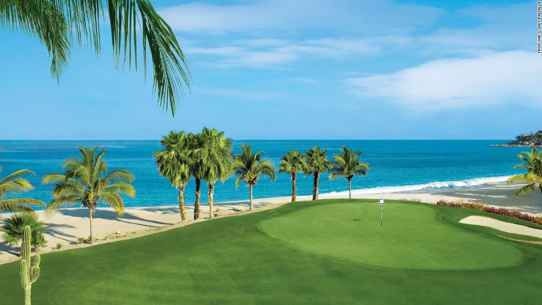 Play and stay: The world's finest golf resorts