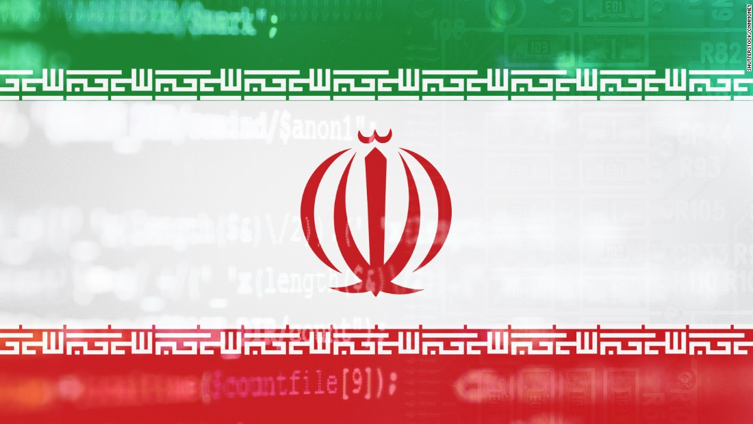 Experts: Iran-backed hackers targeting U.S., Saudi Arabia
