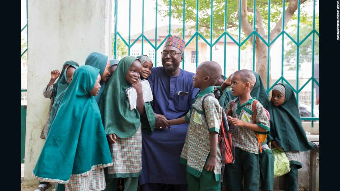 Here's where Boko Haram orphans go