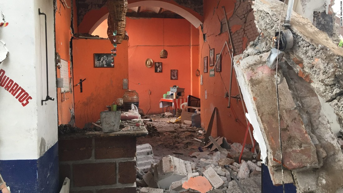 Mexico earthquake: Searches could last weeks