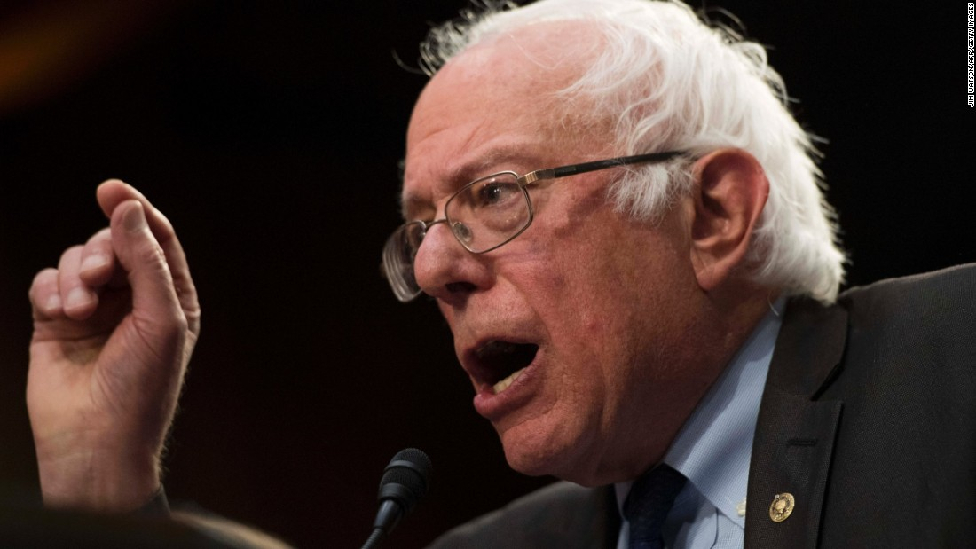 Democrats can't decide: Blame Bernie Sanders or rally around him?