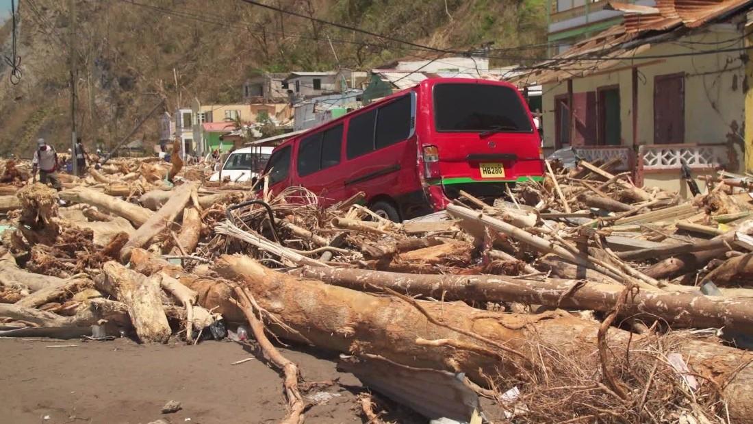 Survivor: Hurricane came with a vengeance