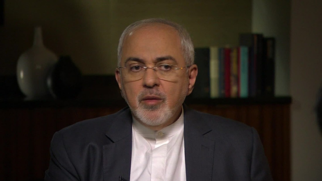Zarif on Iran's