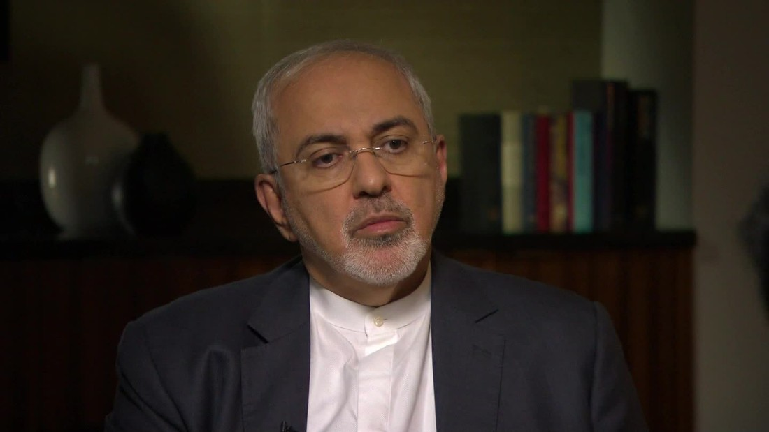 Zarif: Iran's message to Pres. Trump