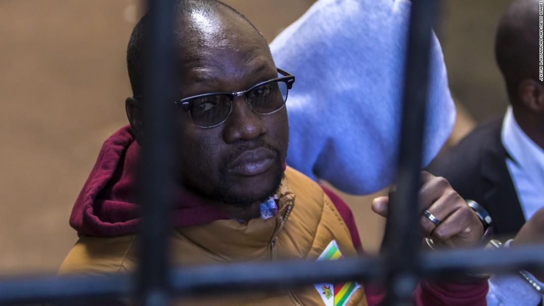 Zimbabwe slaps pastor with charges