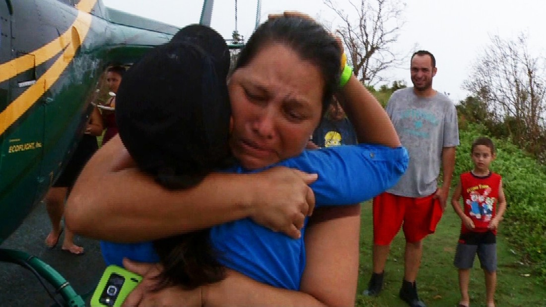 How a month of hurricane nightmares changed Puerto Rico --  and me