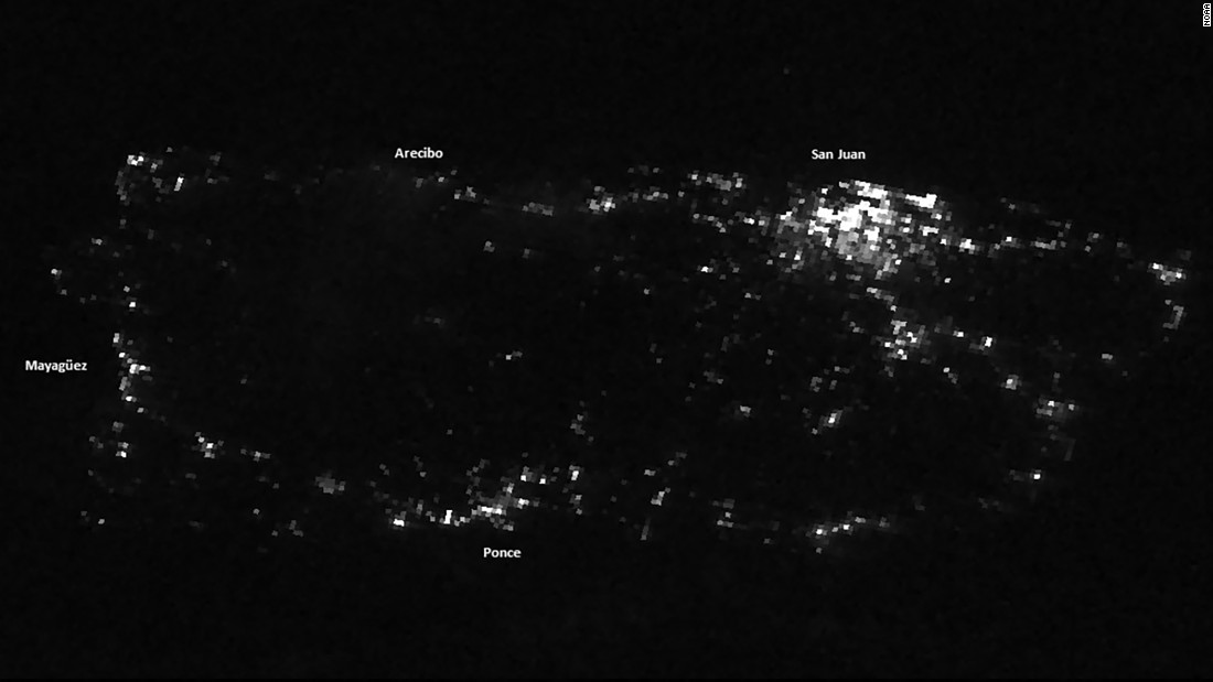 These Satellite Photos Show Just How Bad The Situation Is In - Satellite footage