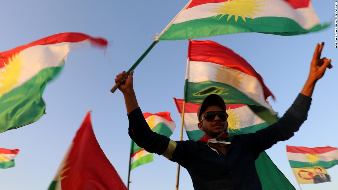 The Kurdish people have won the moral argument